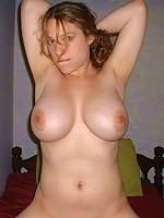 Horny Chubby Woman