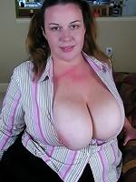 Big Tits Tight Top